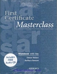 New First Certificate Masterclass WB W/Key